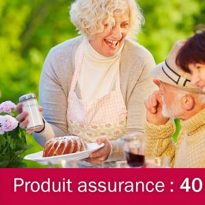 Assurance vie pour les 40+